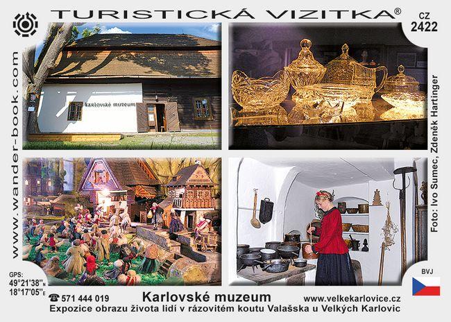 Karlovské muzeum