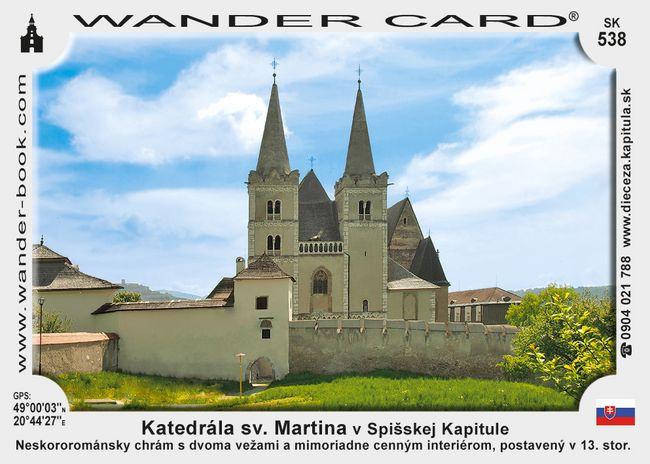 Katedrála sv. Martina v Spišskej Kapitule