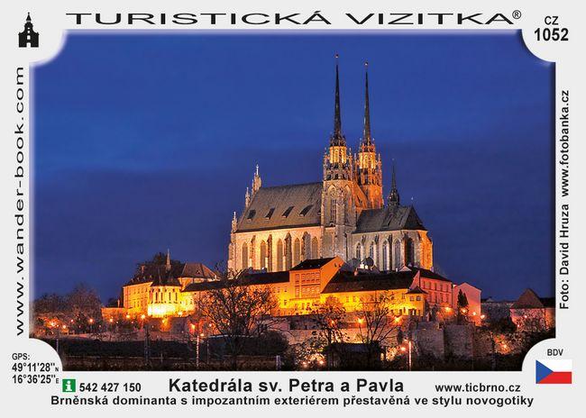 Katedrála sv. Petra a Pavla - Petrov