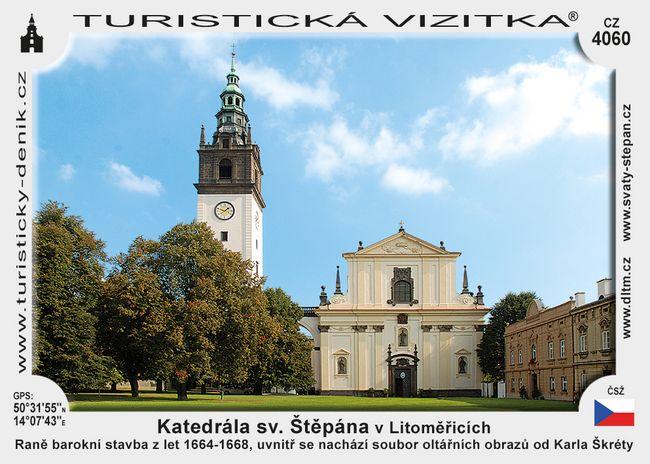 Katedrála sv. Štěpána v Litoměřicích