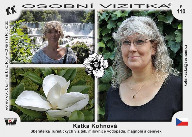 Katka Kohnová