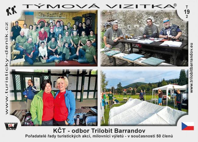 KČT - odbor Trilobit Barrandov
