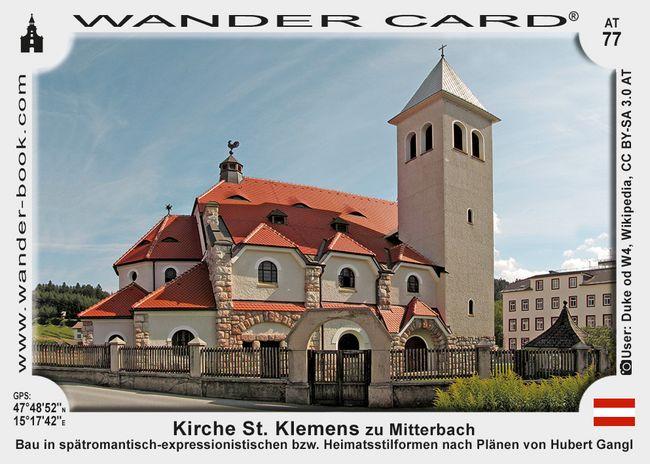 Kirche St. Klemens zu Mitterbach