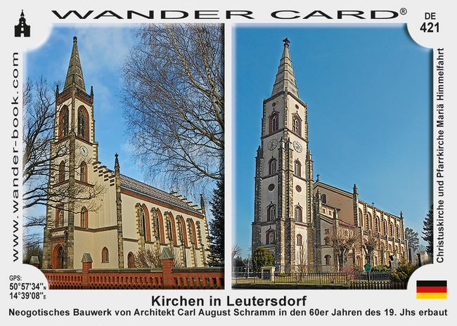 Kirchen in Leutersdorf