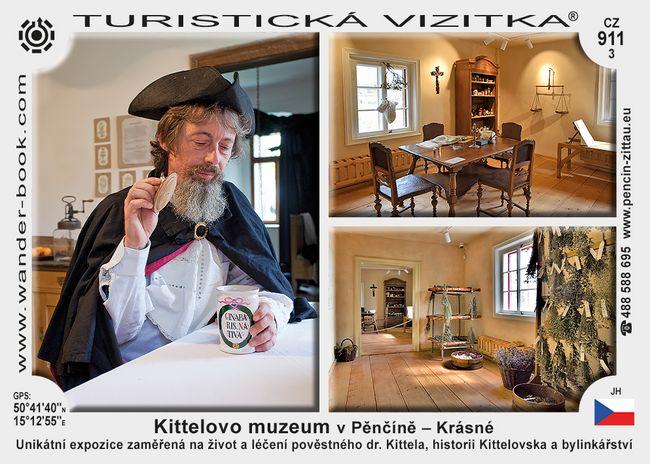Kittelovo muzeum v Pěnčíně – Krásné