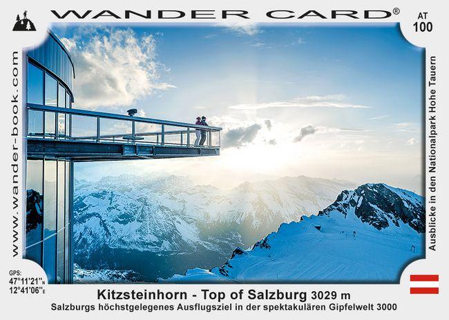 Kitzsteinhorn Top Of Salzburg