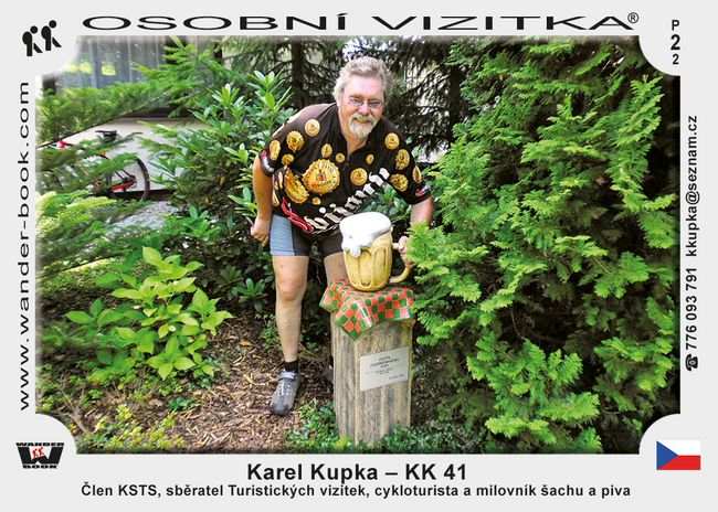 Karel Kupka – KK 41