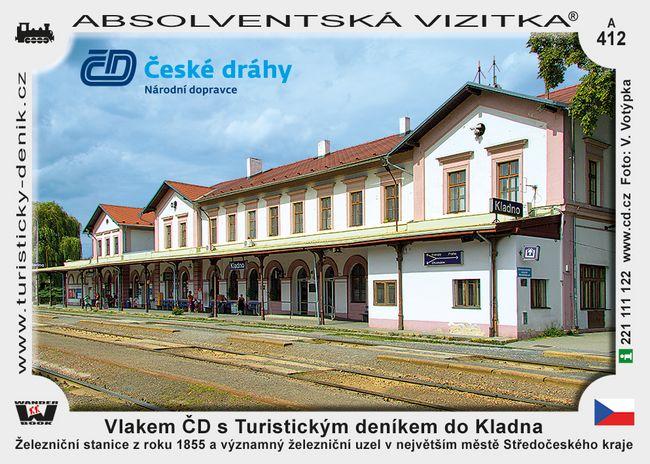 Kladno nádraží ČD