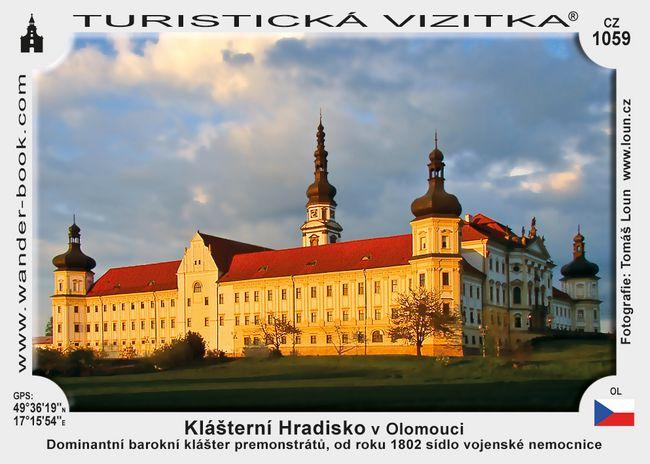 Klášterní Hradisko v Olomouci