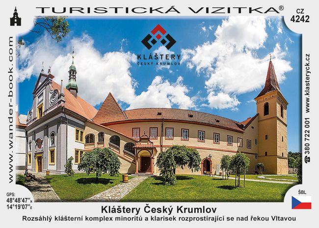 Kláštery Český Krumlov