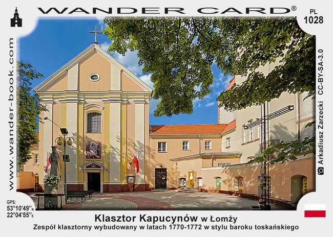 Klasztor Kapucynów w Łomży
