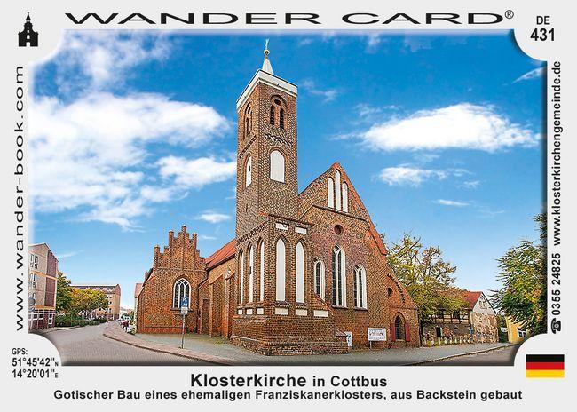 Klosterkirche in Cottbus