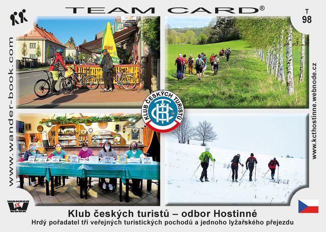 Klub českých turistů – odbor Hostinné