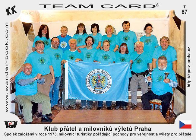Klub přátel a milovníků výletů Praha