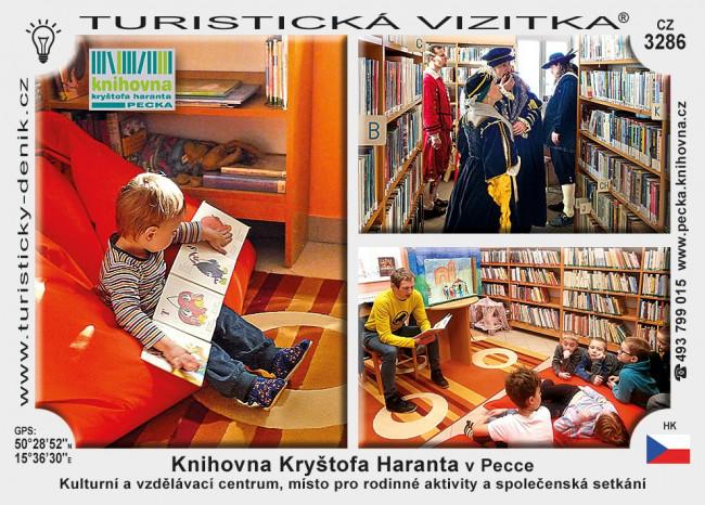 Knihovna Kryštofa Haranta v Pecce
