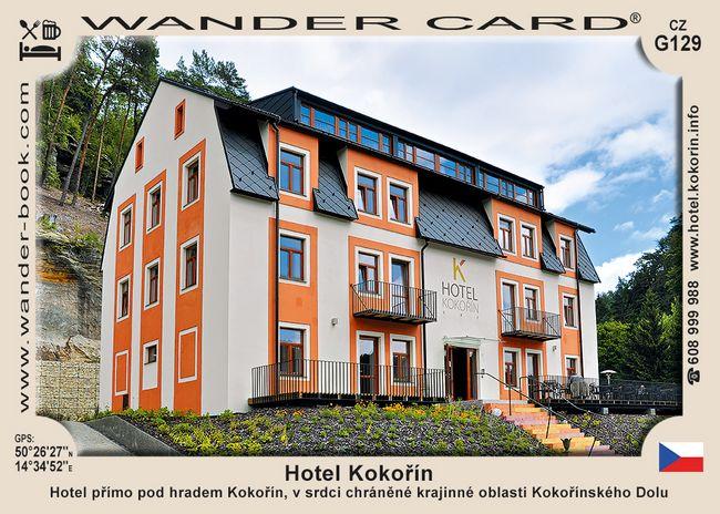 Kokořín hotel