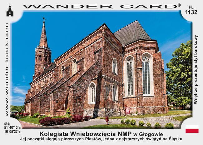 Kolegiata Wniebowzięcia Najświętszej Maryi Panny w Głogowie