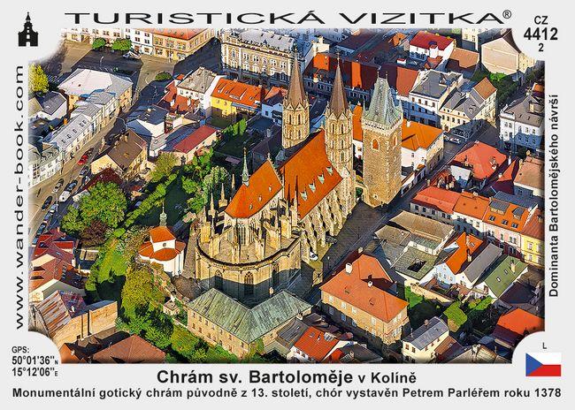 Kolín katedrála