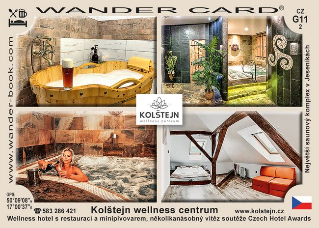 Kolštejn wellness centrum