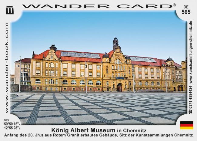 König-Albert-Museum in Chemnitz