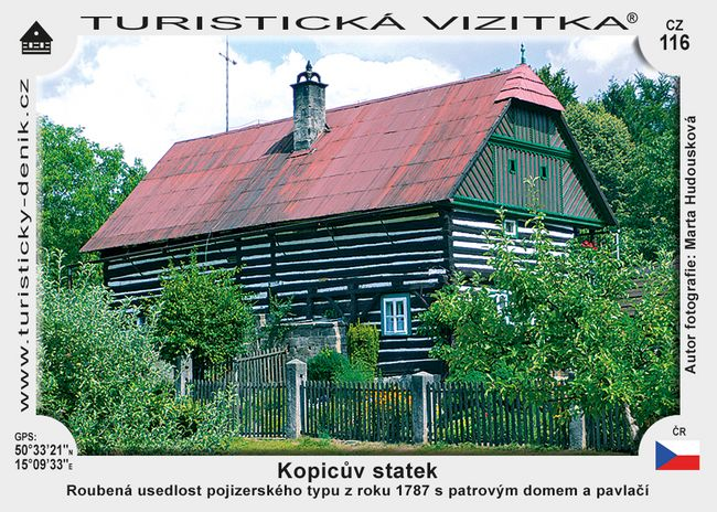 Kopicův statek