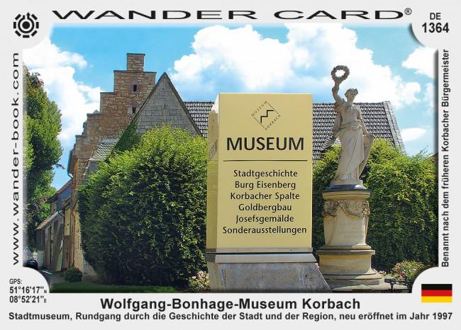 Wolfgang-Bonhage-Museum Korbach