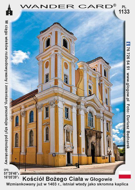 Kościół Bożego Ciała w Głogowie