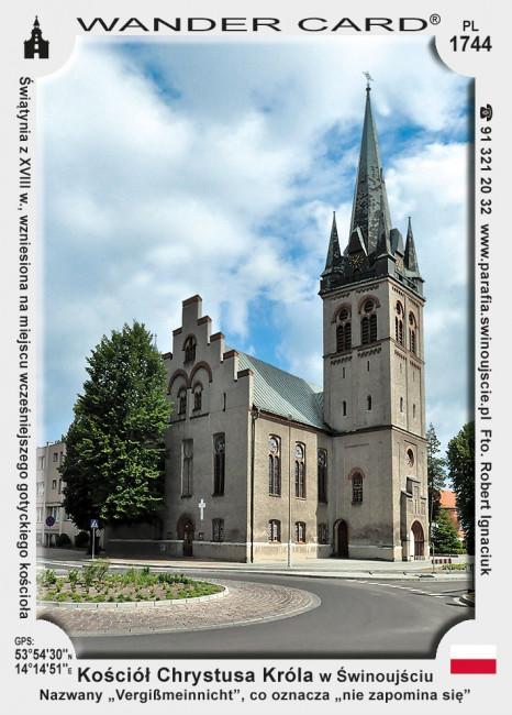 Kościół Chrystusa Króla w Świnoujściu