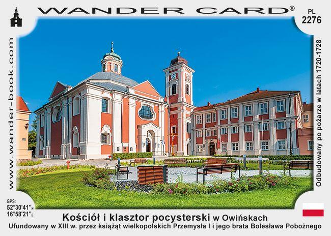 Kościół i klasztor pocysterski w Owińskach