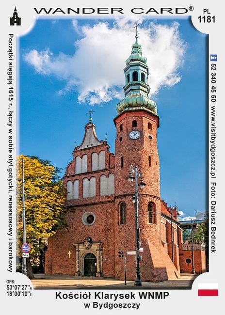 Kościół Klarysek Wniebowzięcia Najświętszej Maryi Panny w Bydgoszczy