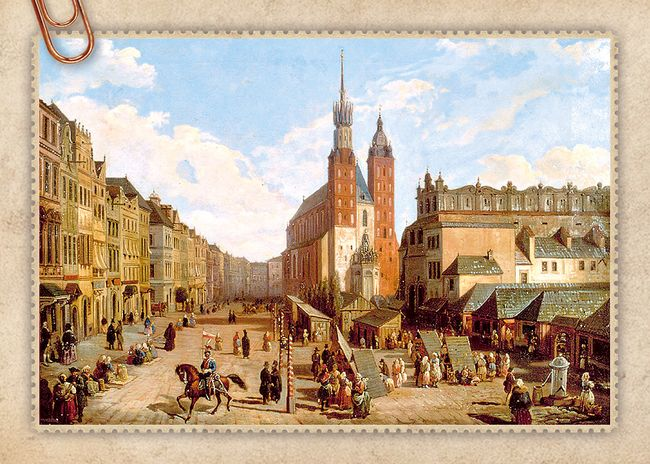 Kościoł Mariacki w Krakowie
