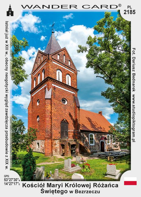 Kościół Maryi Królowej Różańca Świętego w Bezrzeczu