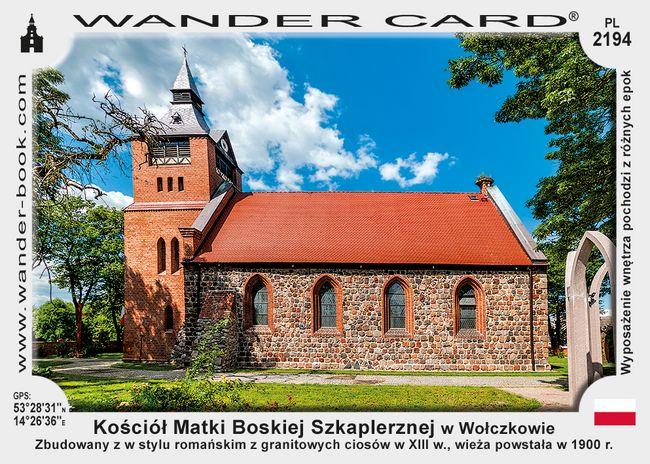 Kościół Matki Boskiej Szkaplerznej w Wołczkowie