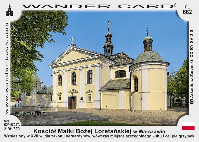 Kościół MB Loretańskiej w Warszawie