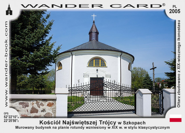Kościół Najświętszej Trójcy w Szkopach
