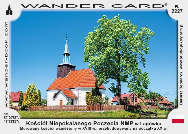 Kościół Niepokalanego Poczęcia NMP w Łagówku