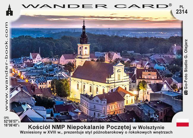 Kościół NMP Niepokalanie Poczętej w Wolsztynie
