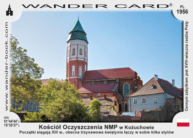 Kościół Oczyszczenia NMP w Kożuchowie