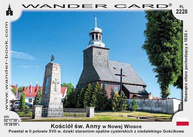 Kościół św. Anny w Nowej Wiosce