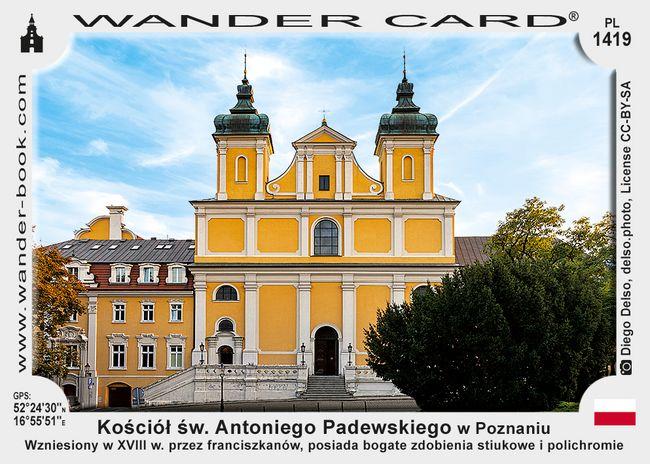 Kościół św. Ant. Padewskiego w Poznaniu