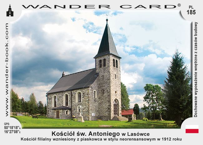 Kościół św. Antoniego w Lasówce