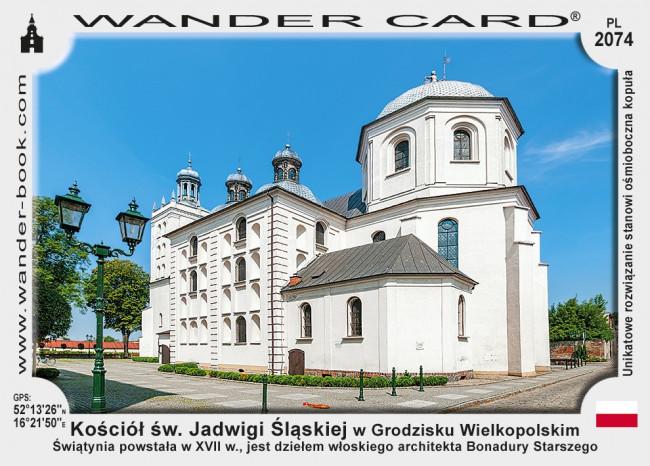 Kościół św. Jadwigi Śląskiej w Grodzisku Wielkopolskim