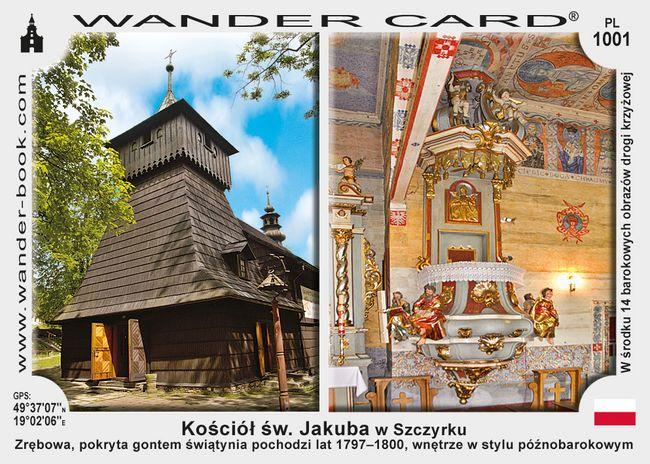 Kościół św. Jakuba w Szczyrku