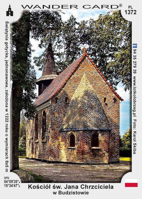 Kościół św. Jana Chrzciciela w Budzistowie