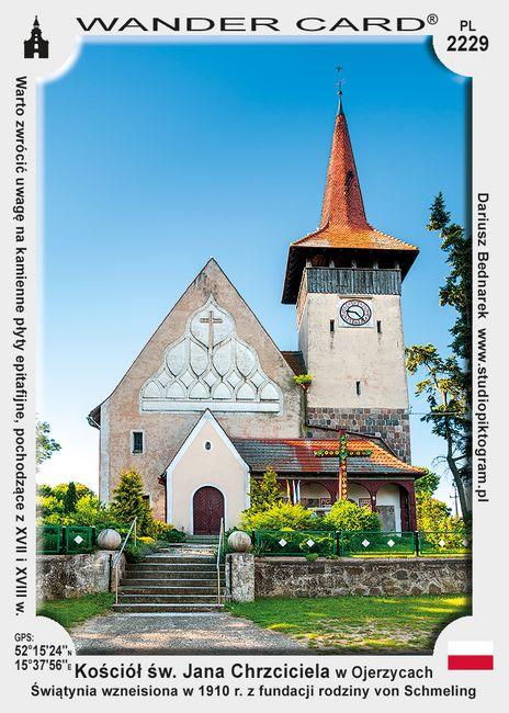 Kościół św. Jana Chrzciciela w Ojerzycach