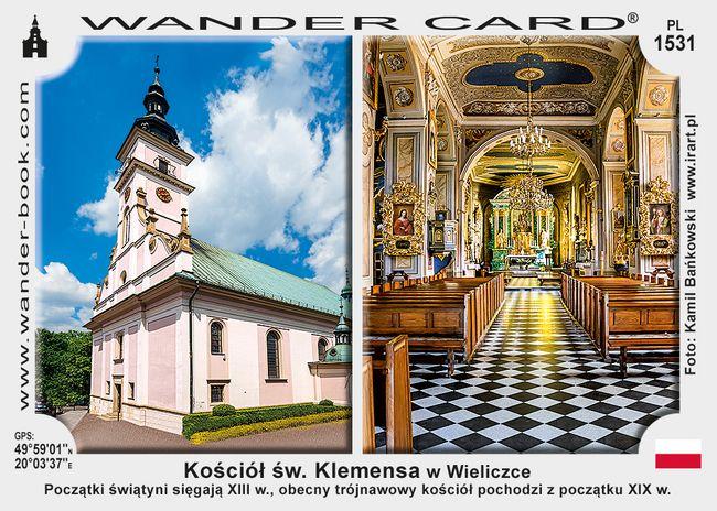 Kościół św. Klemensa w Wieliczce