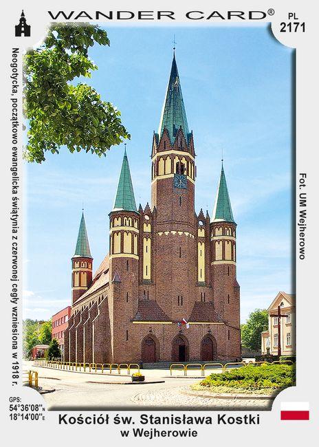 Kościół św. Stanisława Kostki w Wejherowie