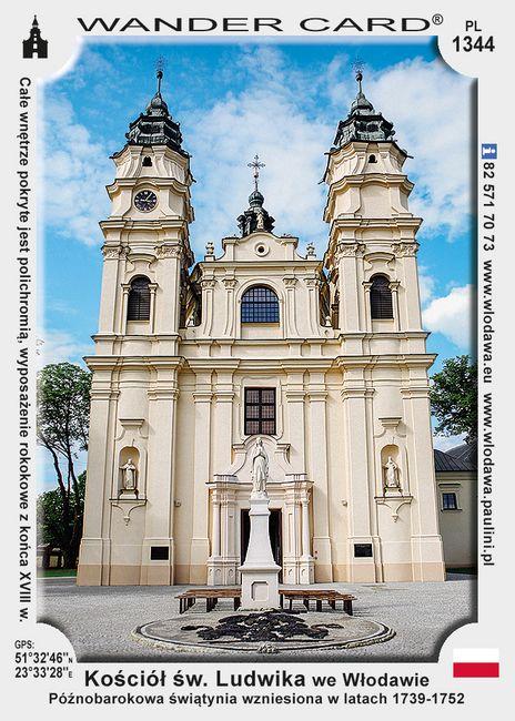 Kościół św. Ludwika we Włodawie