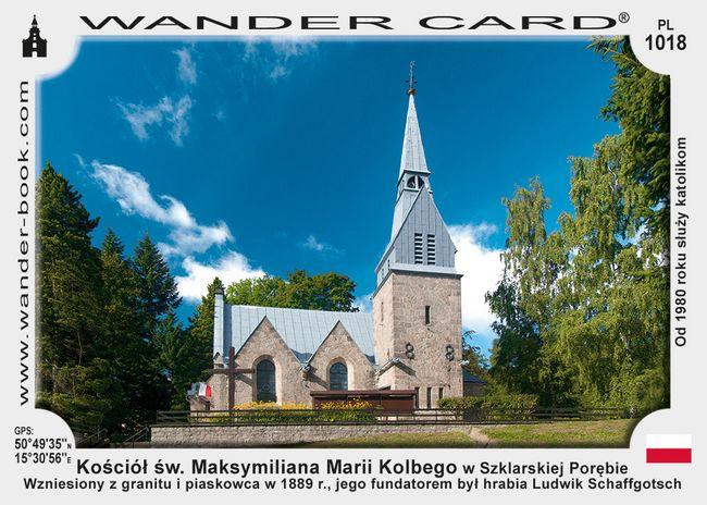 Kościół św. Maksymiliana Marii Kolbego w Szklarskiej Porębie