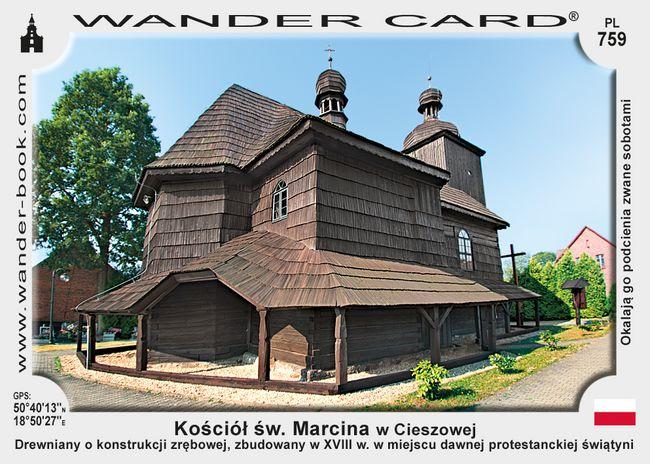 Kościół św. Marcina w Cieszowej